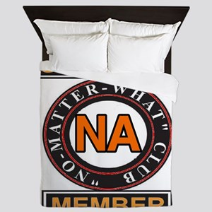 NA GRATEFUL MEMBER Queen Duvet