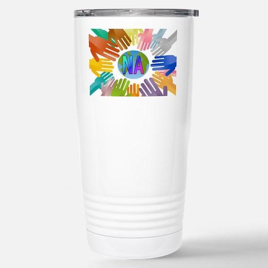 NA HANDS Stainless Steel Travel Mug
