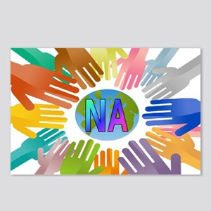 NA HANDS Postcards (Package of 8)
