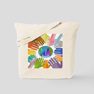 NA HANDS Tote Bag