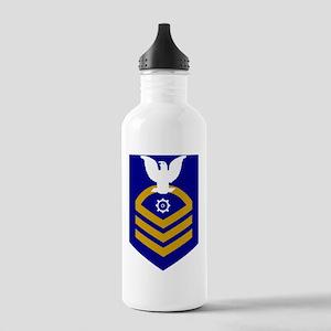 USCG-Rank-MKC Stainless Water Bottle 1.0L