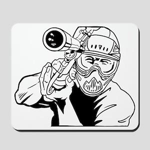 Paintball4 Mousepad