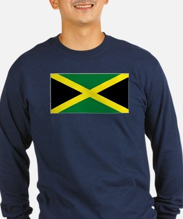 Jamaica National Flag T