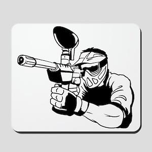 Paintball5 Mousepad