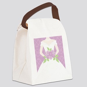 wj2 Canvas Lunch Bag
