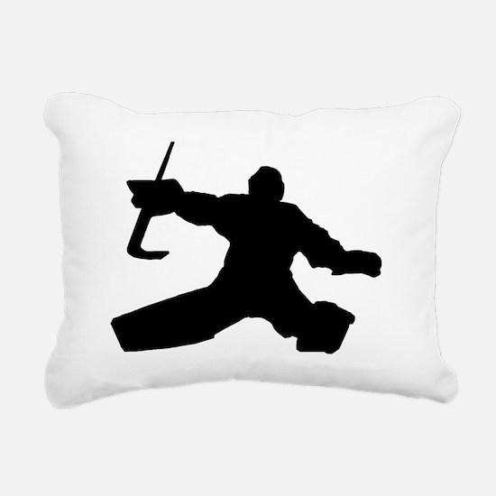 goalie1 copy.gif Rectangular Canvas Pillow