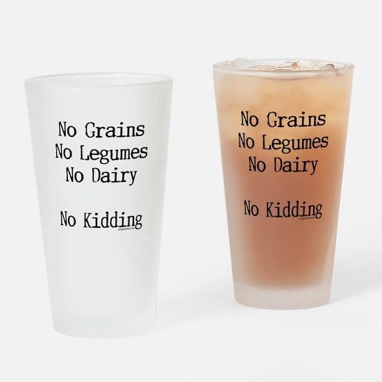 2-paleonoes Drinking Glass
