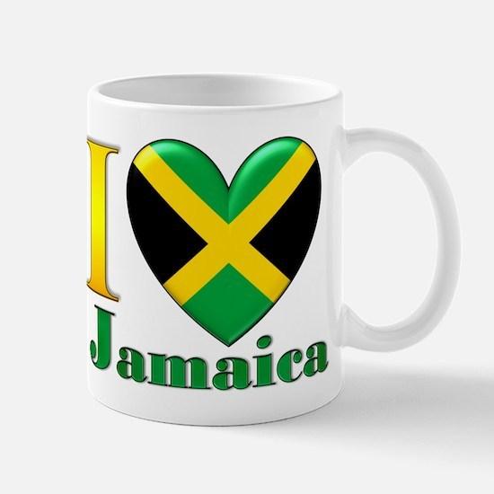 I love Jamaica Mug