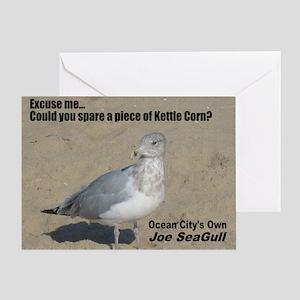 seagull_kettle_lg Greeting Card