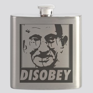 Ghandi Disobey Flask