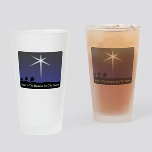 Jesus is the reason for the season Christmas Drink