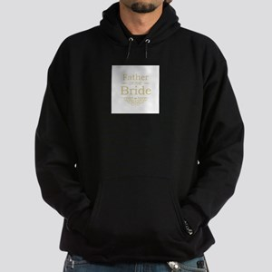 Father of the Bride gold Hoody