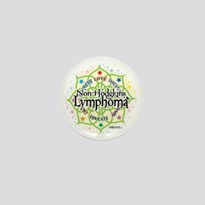 NH-Lymphoma-Lotus Mini Button