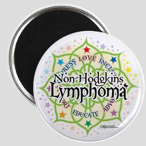 NH-Lymphoma-Lotus Magnet