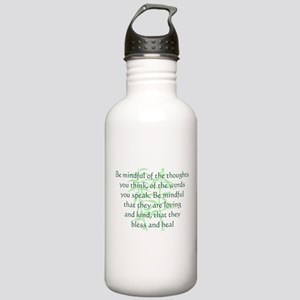 Be Mindful Water Bottle