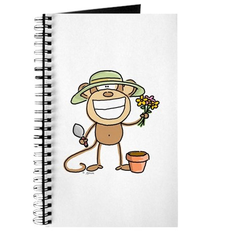 Gardening Monkey Journal