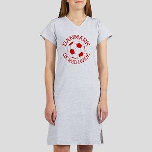 soccerballDK1 Women's Nightshirt