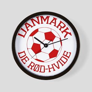 soccerballDK1 Wall Clock