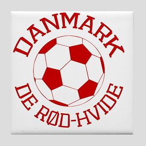 soccerballDK1 Tile Coaster