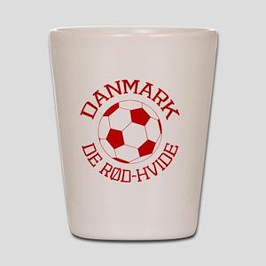 soccerballDK1 Shot Glass
