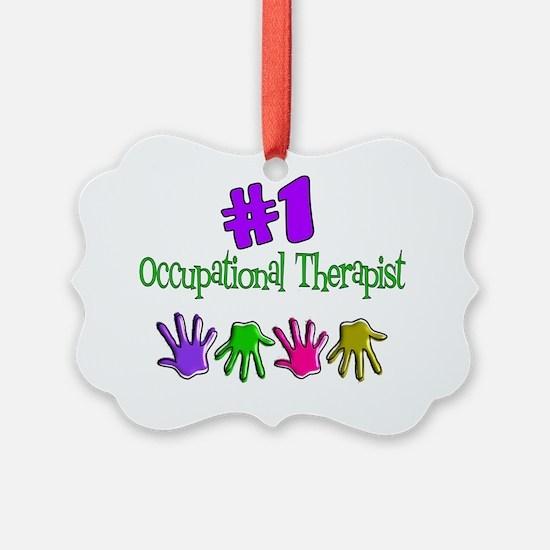 Occupation Therapist Ornament