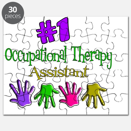Occupational Therapy Assist Puzzle