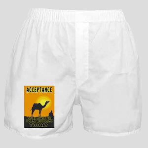 ACCEPTANCE Boxer Shorts