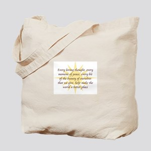 Better Place Tote Bag