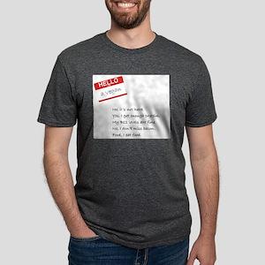 Hello Vegan T-Shirt