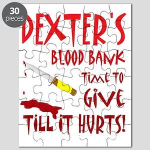 DEX blood bank one Puzzle
