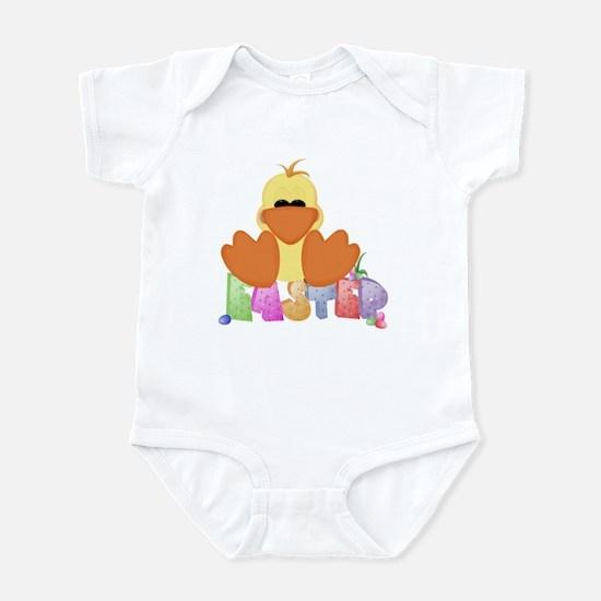 Easter Duck Infant Bodysuit