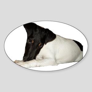 Loki-Innocent Sticker (Oval)