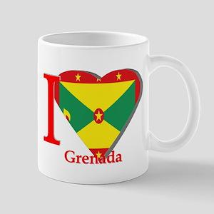I love Grenada Mug