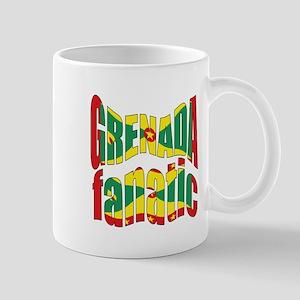 Grenada flag Sports Mug