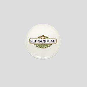 Shenandoah National Park Mini Button