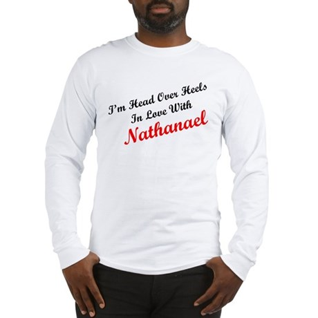 In Love with Nathanael Long Sleeve T-Shirt