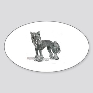 Chinese Crested Sticker