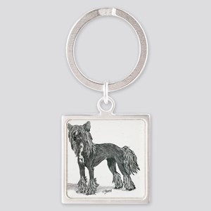 Chinese Crested Keychains