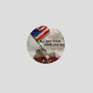 somegiveallX01 Mini Button