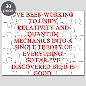 physics joke Puzzle
