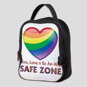 Safe Zone - Ally Neoprene Lunch Bag