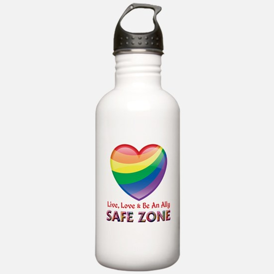 Safe Zone - Ally Water Bottle