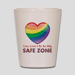 Safe Zone - Ally Shot Glass