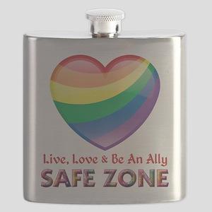 Safe Zone - Ally Flask