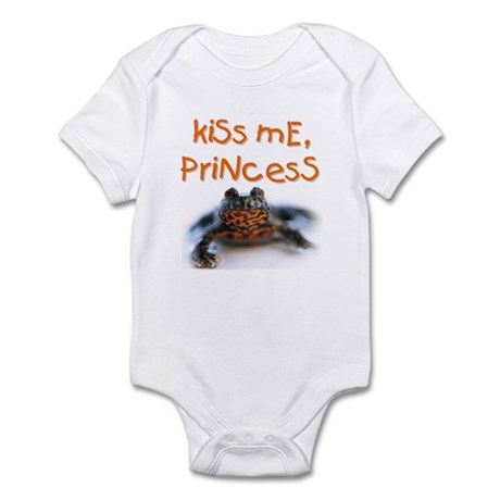 Kiss Me, Princess (A) Infant Bodysuit