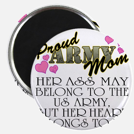proud mom_daughter Magnet