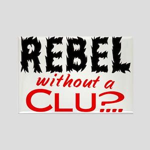 RebelClue Rectangle Magnet