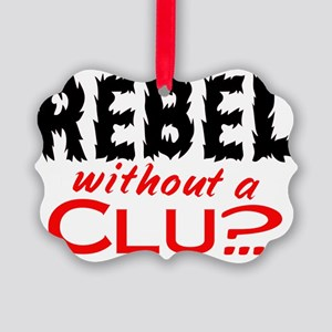 RebelClue Picture Ornament