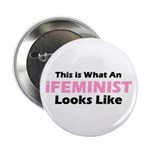 "iFeminist 2.25"" Button (100 pack)"