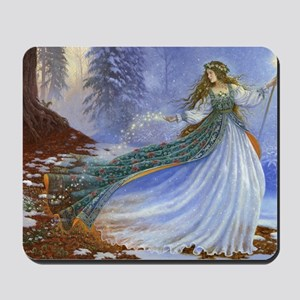 Spring Fairy Mousepad